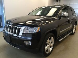 2012 Jeep Grand Cherokee Overland - air suspension!
