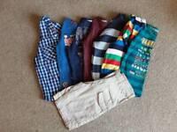 Bundle of Boys Clothes, Age 5-6