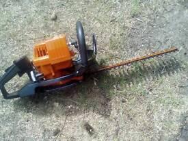 Petrol/ electric garden power tools