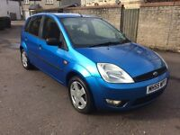 2005 FORD FIESTA 1.2 ZETEC CLIMATE, VERY GOOD CONDITION FOR AGE AND MILEAGE WITH NEW 12 MONTH MOT.