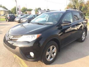 2015 Toyota RAV4 XLE,4X4,CAMERA,SIEGES CHAUFFANTS