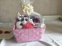Mother/sister/aunty birthday pamper baskets