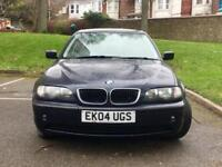 2004 BMW 3-Series 318i ** AUTOMATIC** LOW MILEAGE - Full BMW SERVICE - 1 OWNER