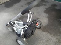 Quinny base and seat for sale