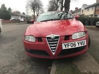 Alpha Romeo 1.9 GT Jtdm Diesel - 2006 - drives good - MOT&TAX- not Vauxhall Bmw audi kia toyota ford