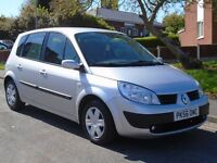 Renault Scenic 1.5 dCi Expression Hatchback 5dr, FULL SERVICE,FULL MOT,LOW TAX