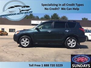 2012 Toyota RAV4 4X4! SUNROOF! FINANCE NOW!