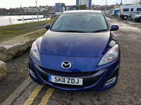 Mazda 3 2011 only 63000 miles New MOT!!!