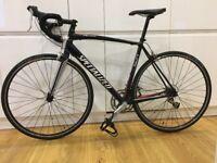 "Specialized Allez Compact 16 Mens' Road Bike Size 56cm fits 5'9""-6'"