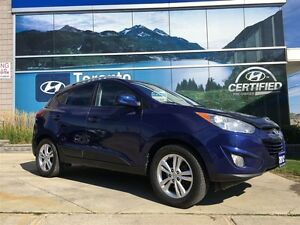 2012 Hyundai Tucson GLS AWD! LEATHER!