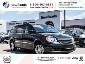 2016 Chrysler Town & Country |LEATHER|DUAL DVD|NAVI|SUN ROOF|P-S
