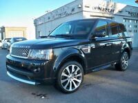 2010 Land Rover Range Rover Sport AUTOBIOGRAPHY Supercharged