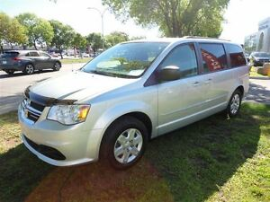 2012 Dodge Grand Caravan SXT*REAR AC*POWER WINDOW GRP*BLUETOOTH
