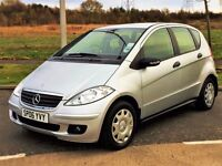 ONLY 40K MILES! (2006) MERCEDES A CLASS 1.5 - 5DOOR - FULL SERVICE HISTORY - SPOTLESS CONDITION