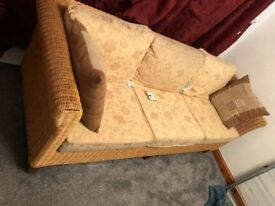 Three Piece Sofa, Barely Used