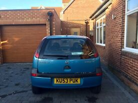 Full 12 months MOT. Low miles 1 lady owner very clean