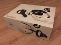 (BARGAIN)(BASICALLY BRAND NEW) RRP.£429.99- DELL VISOR VRP100 HEADSET PLUS 2 CONTROLLER BUNDLE BOXED