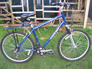 Gents RALEIGH SAVANNA CYCLE WITH ALLOY FRAME FRONT SUSPENSION ETC.,.