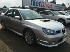 Subaru Impreza 2.5 WRX 4dr 2 OWNERS. LOW MILEAGE