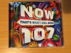 Now 107 CD