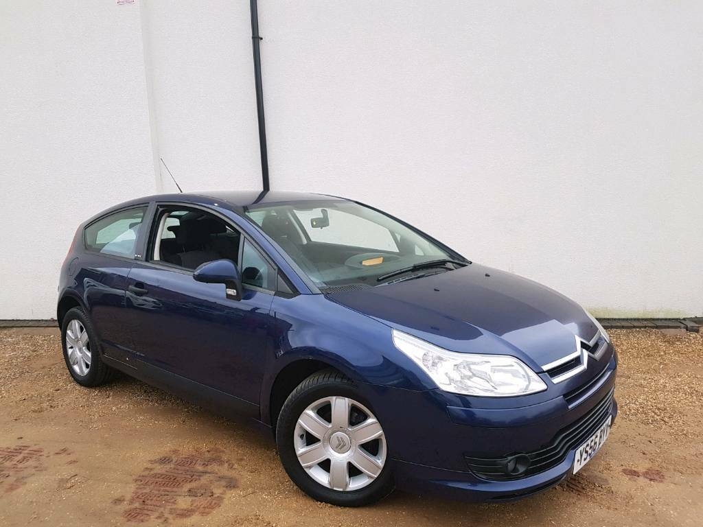 citroen c4 coupe 2006 very cheap car no mechanical faults in leicester leicestershire gumtree. Black Bedroom Furniture Sets. Home Design Ideas