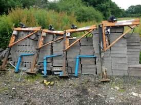 Swinglift hiab 250kg 2012 24v 3 available
