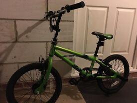 Children's 14' BMX bike