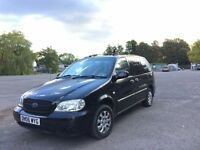 KIA Sedona 2.9 CRDi L 5dr ONLY 1 FORMER KEEPER FROM NEW