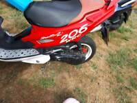 peugeot speedfight 2 100cc ltd edition