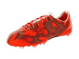 Adidas Kids F50 FG J Soccer Cleat Football Boot Size UK 2.5 Brand New (#X355)
