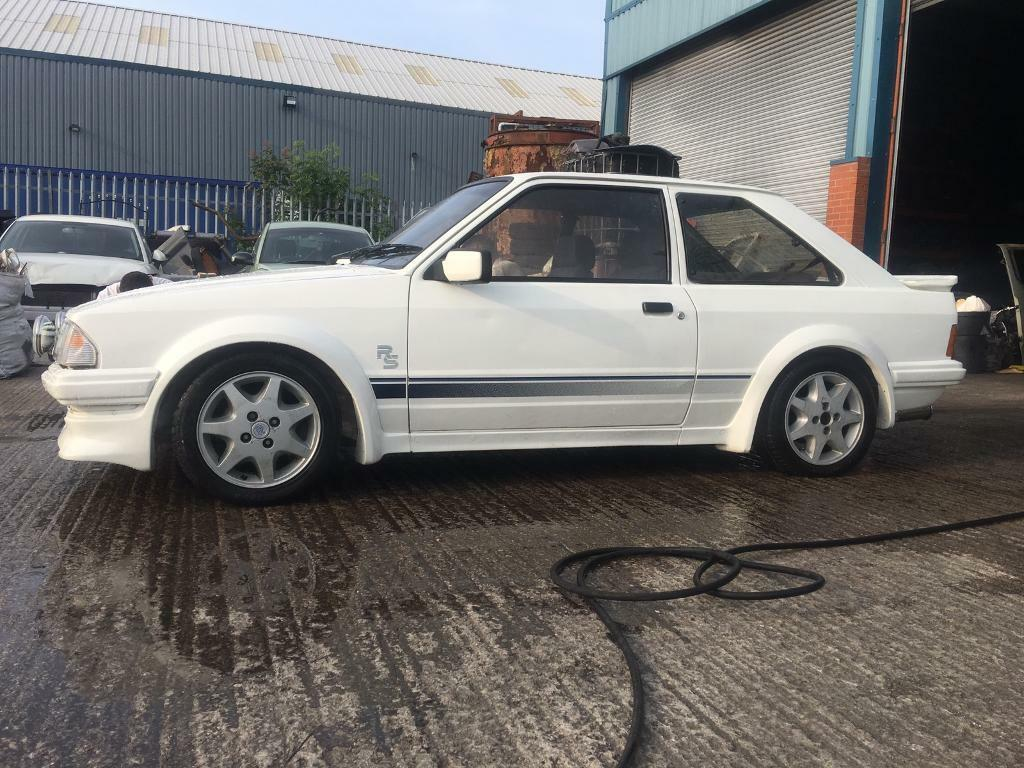 c reg escort rs turbo