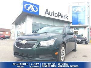 2014 Chevrolet Cruze 1LT/BLUTOOTH/SUNROOF/REARVIEW CAM