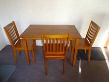 Dining table and chairs Westmead Parramatta Area Preview