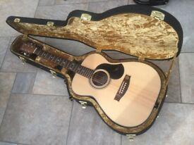 Maton EBG 808 acoustic guitar - Make me an offer
