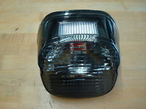 SMOKED LAYDOWN TAILLIGHT LENS FOR 2003 & UP HARLEY DAVIDSON