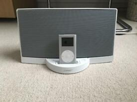 Bose SoundDock series 1 & 4GB ipod
