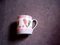 Cath Kidston chicken mug
