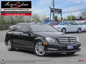2013 Mercedes-Benz C-Class 4Matic C300 AWD ONLY 98K! *CLEAN C...