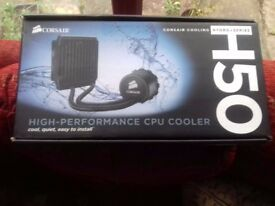 Corsair Hydro Series H50 CPU Liquid cooler