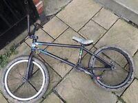 Federal Dan Lacey BMX bike parts