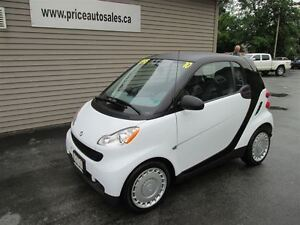2010 smart fortwo LOW KMS!!!