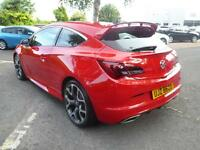 Vauxhall Astra VXR (red) 2013-06-17