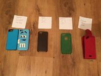 iPhone cases (1android)£1each