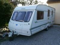 Bailey Ranger 510/4 Touring Caravan