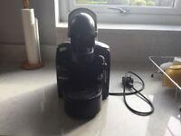 Magimix Nespresso coffee machine with milk steamer
