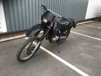 125 enduro bike