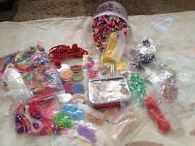Bead & charm making kit