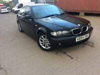 2004 BMW 320d in Black, New Mot, Drive Away Today!