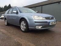 2006 FORD MONDEO DIESEL ESTATE