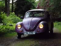 1978 Mexican Beetle needs welding LHD 1,100 or offer